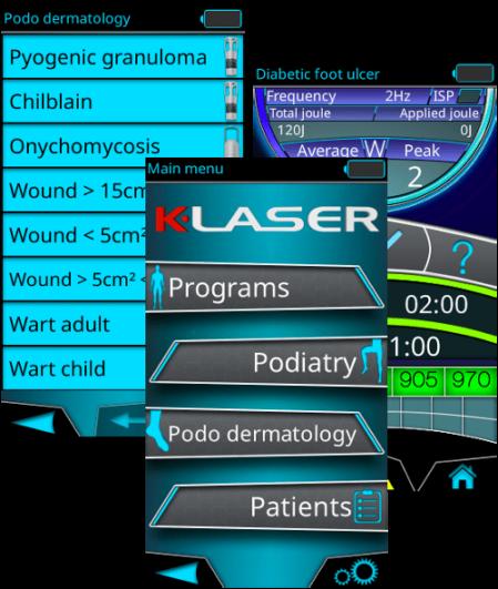 K-Laser-Podiatry-Interface-min